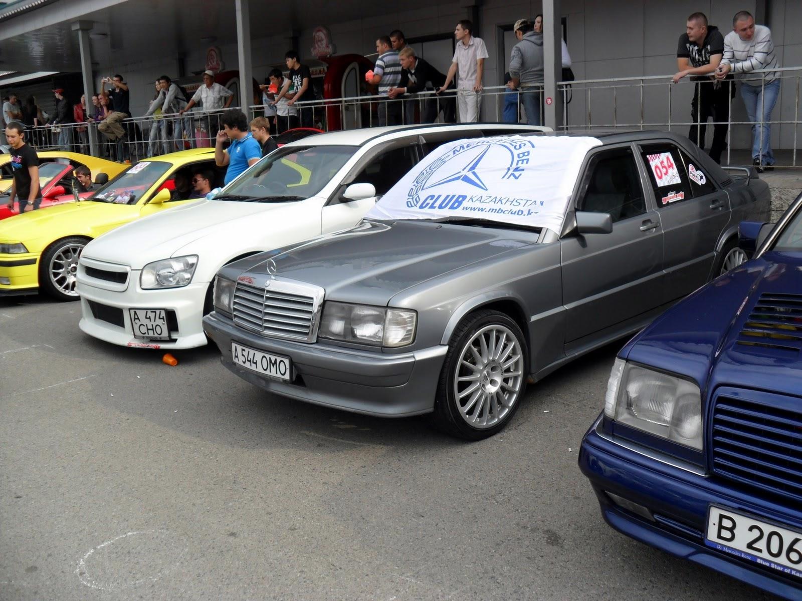 Mercedes benz 190e w201 amg on carlsson rims benztuning for Mercedes benz 190e rims