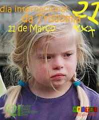 21 de Março :Dia Internacional da Trissomia 21