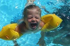 Eu sei nadar