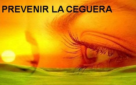 PREVENIR LA CEGUERA