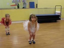 Our little dancer