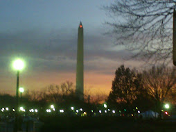 D.C....beautiful city at night