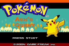 Hack Roms Pokemon [GBA] [MF]