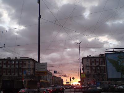 Петербургское небо