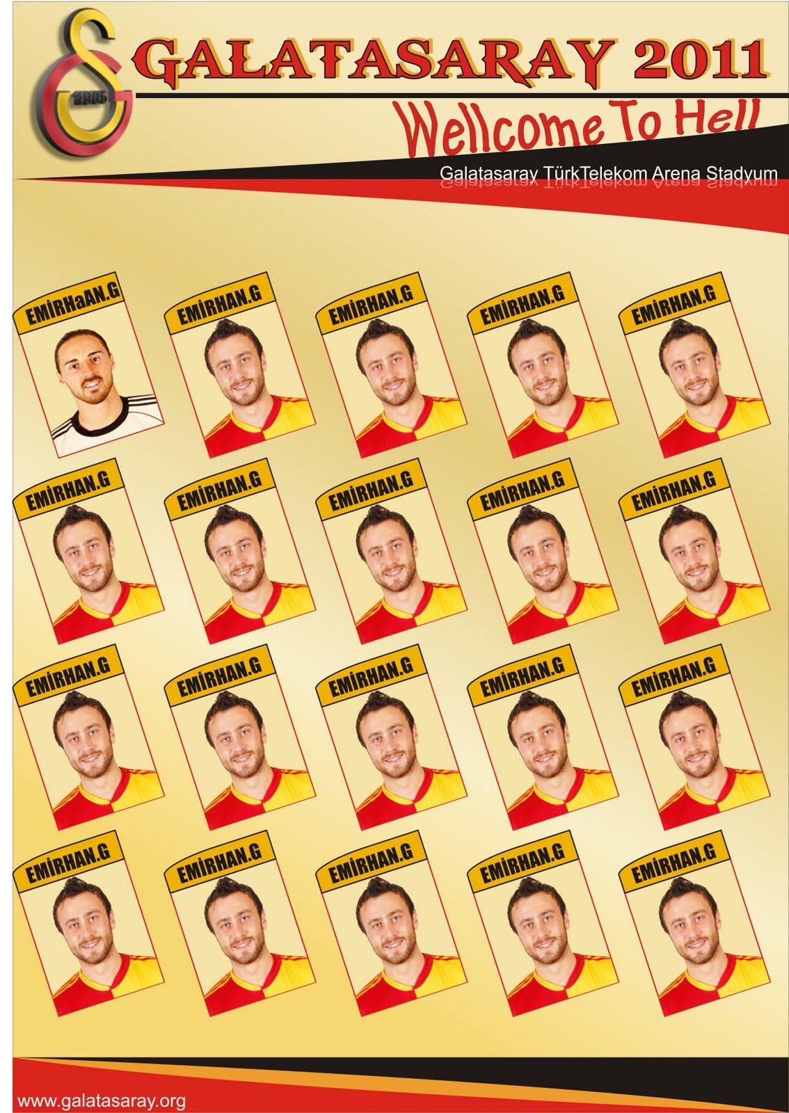 Galatasaray 2010-11 Ku�e Ka��t