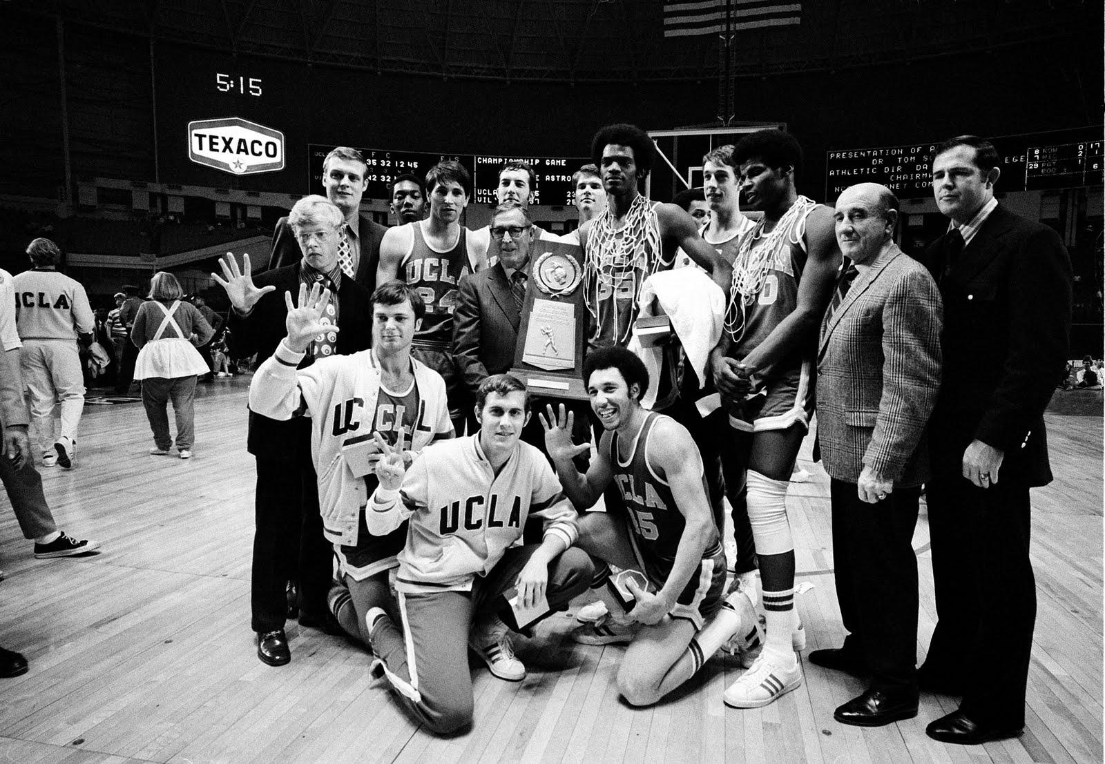 Mostly UCLA Hoops: UCLA 88-game winning streak ends