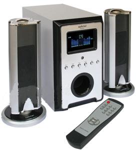 Speaker System Sahitel MS650 MP3 Player