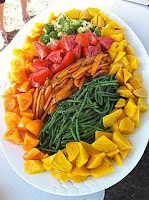 Seasonal Vegetable Platter
