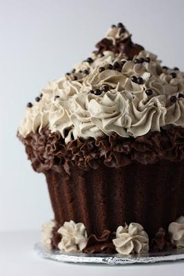 Chocolate Cake Made With Mayo And Coffee