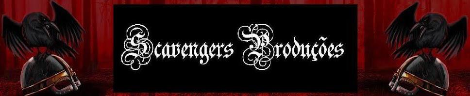 Assesoria de Bandas Scavengers Produções