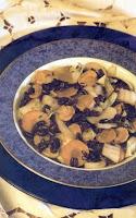Mexido de Azuki com Legumes à Chinesa