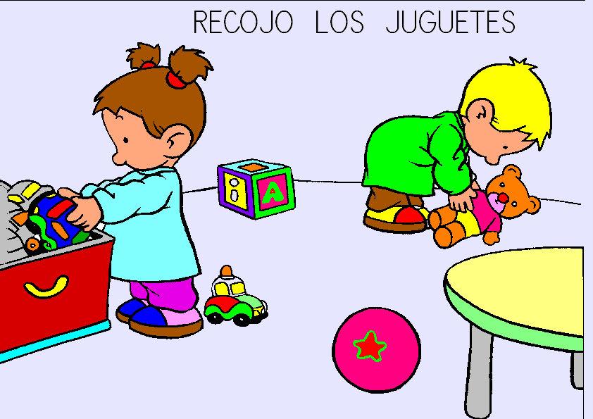 Mi rinc n maestra infantil carteles de h bitos y rutinas for Reglas de mi habitacion