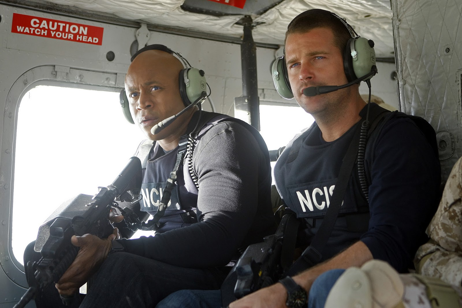 "FACIAL RECONSTRUCTIVE SURGERY, ON ""NCIS: LOS ANGELES"" TUESDAY, OCT. 26"