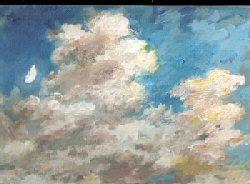 Clouds Over Kill Devil HIlls