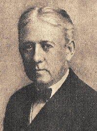 Mayor Archibald Henderson Boyden