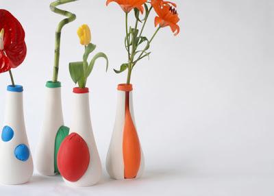 Trecool, swell vases, anika engelbrecht, floreros