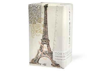 Trecool, TokyoMilk, Margot Elena Wells, soap, jabones, perfumes
