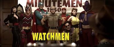 Trecool, Watchmen, yU+co, Zack Snyder, títulos