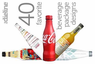 Trecool, los 40 mejores diseño de botellas, packaging