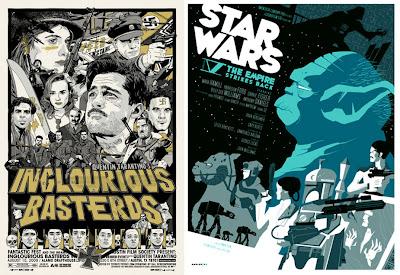 Trecool, 25 Magnificent Movie Posters, clásicos del cine a la antigua