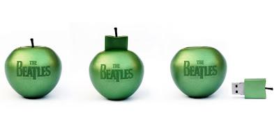 Trecool, The Beatles, USB Stick, discografía remasterizada