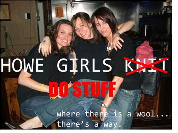 howe girls do stuff