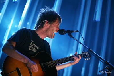 tom yorke radiohead concert paris