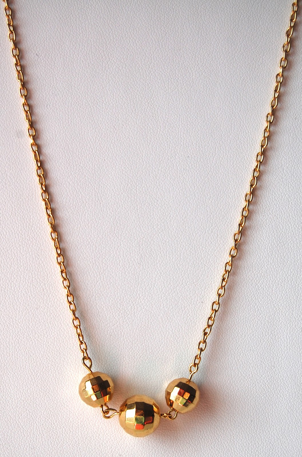 sellzcutethings disco necklace