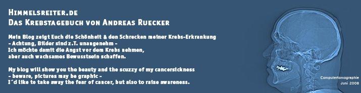 Himmelsreiter.de - Das Krebstagebuch von Andreas Ruecker