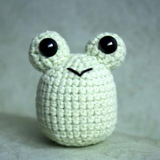Amigurumi Green Frog : Cute Designs UK - Amigurumi, Kawaii and Plush Love ...