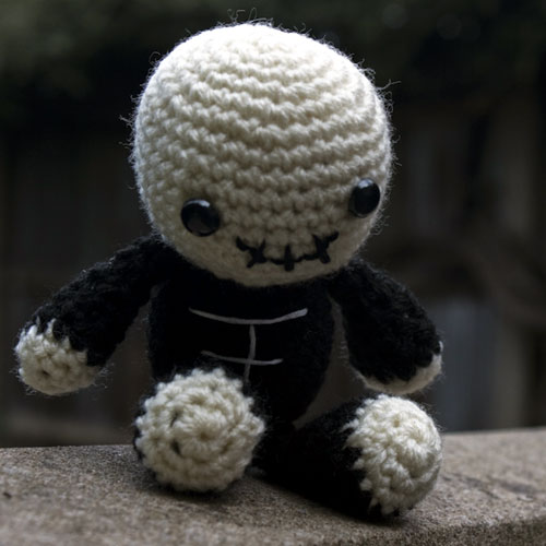 Amigurumi Wire Skeleton : Cute Designs UK - Amigurumi, Kawaii and Plush Love: August ...