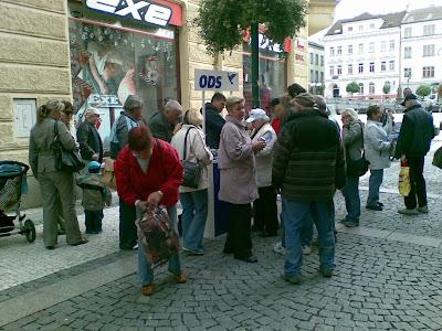 Volební kampaň ODS boduje u důchodců