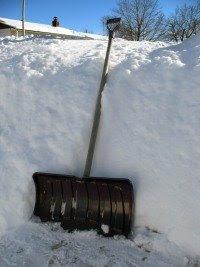 Jak na házení sněhu