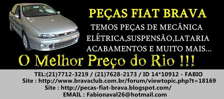 PEÇAS FIAT BRAVA
