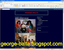 BLOG GEORGE BALTA