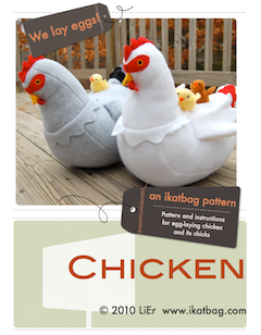 Containing The Templates And Instructions To Make Both Chicken