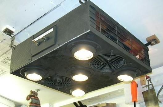 Laymar Crafts Light/Fan Box