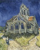 [van+gogh+church]