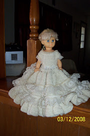 March 2008 Doll Dress