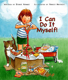 Kiss the book i can do it myself by diane adams adams diane i can do it myself illustrated by nancy hayashi 32 pgs peachtree publishers 2009 picture book 1595 emily pearl is a very big girl and solutioingenieria Choice Image