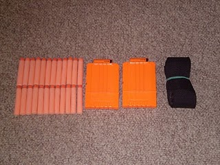 how to make a nerf bandolier