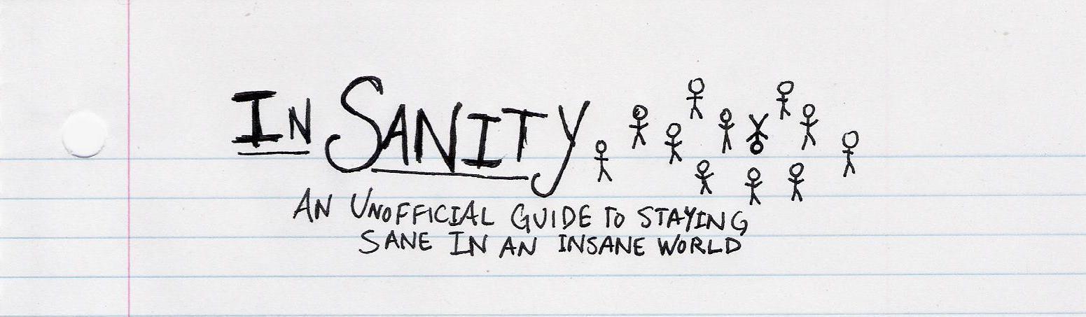 In Sanity.