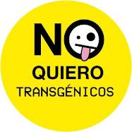 NO A LOS TRANSGENICOS