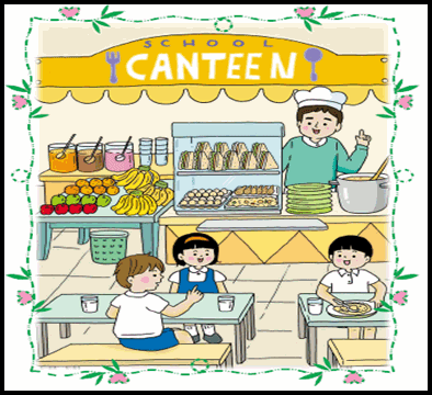 how to describe a kids canteen Are you looking for something fun to do with your kids around the house imom shares creative treasure hunt clues for an inside adventure.