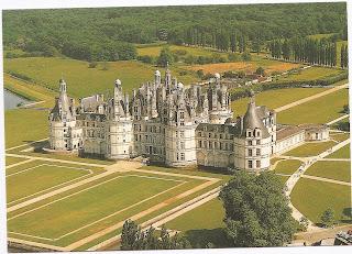 Купить замок под парижем