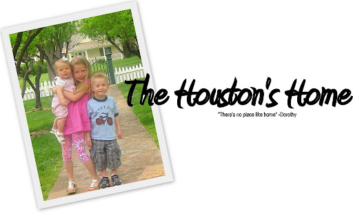 The Houston's Home