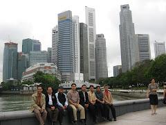Kunjungan ke parlemen S'pore