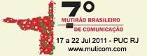 Site oficial do 7º Mutirão Brasileiro de Comunicação