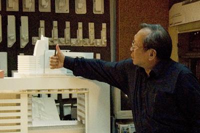 採訪沈芷蓀建築師