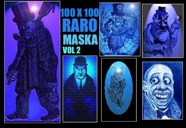 100X100 RARO VOL 2